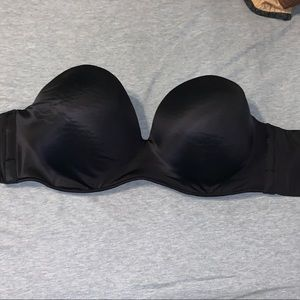 Lane Bryant strapless bra